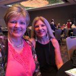 With Cynthia D Alba at 2016 RITA Ceremony
